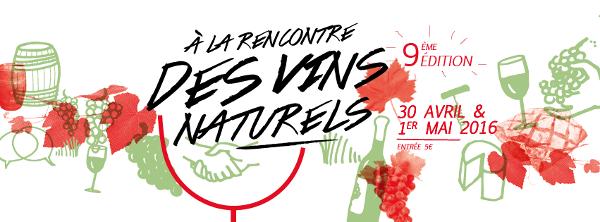 A la rencontre des vins naturels 9e édition